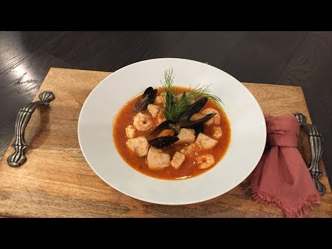 Seafood Stew, Cazuela De Mariscos, How To Make Seafood Stew