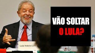 Lula Solto Amanhã!!