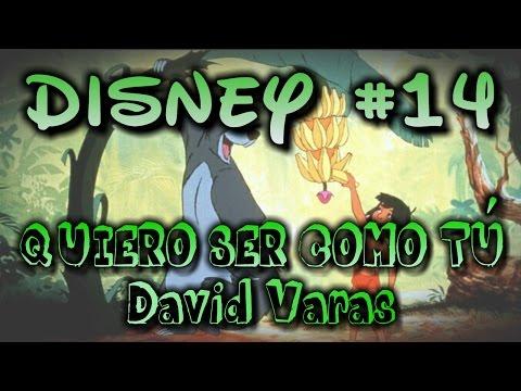#14-quiero-ser-como-tú---el-libro-de-la-selva-(cover-by-david-varas)