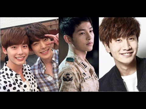 Korean stars secretly dating
