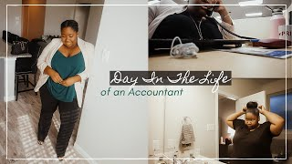 A Day In The Life Of An Over Worked Accountant