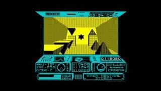 Driller Walkthrough, ZX Spectrum
