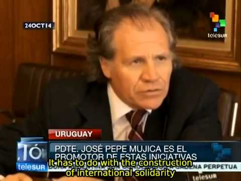 Uruguay's foreign policy based on international law and solidarity