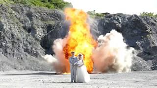 Взрывы на свадьбе в Японии