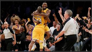 TOP 5: Metta World Peace's Best Plays from the 2010 NBA Playoffs
