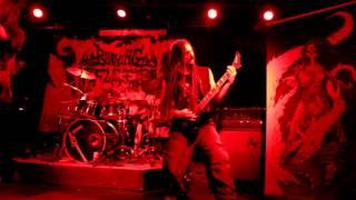 BURNING FLESH - Live - Warmaudio - 06 Novembre 2015