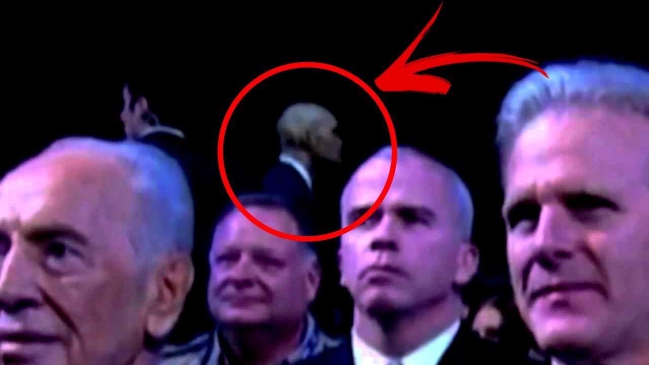 O alien INFILTRADO no Governo Americano e na Casa Branca!