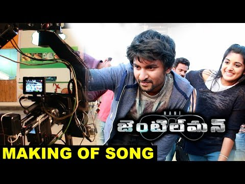 Making of Song || Gusa Gusa Lade Song Making || Gentleman Making