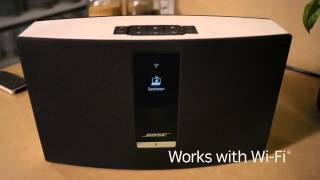 Bose SoundTouch 20 Wi-Fi music system - Bose Sound Touch 20