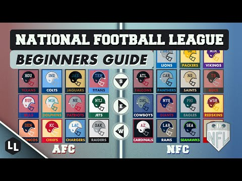 SPORTS 101 // Guide to the NFL