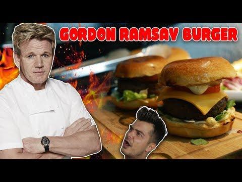 Gordon Ramsay Burger | Testen & Bewerten