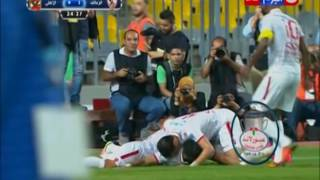 كأس مصر 2016   الزمالك أقوى دفاع فى بطولة الكأس 2015 / 2016