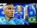 FIFA 19 TOTS ALLAN REVIEW | 91 TOTS ALLAN PLAYER REVIEW | FIFA 19 ULTIMATE TEAM