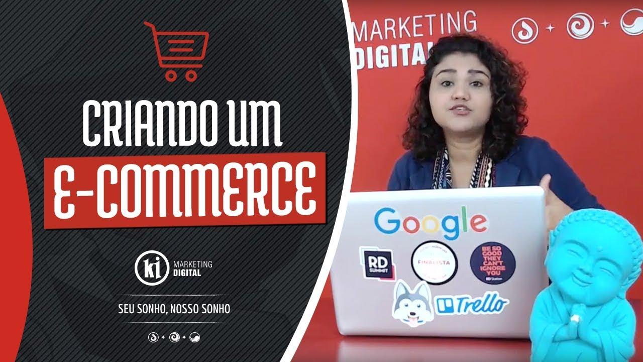 3268ac917 Loja Virtual - O que Você deve saber antes de Criar um E-commerce ...