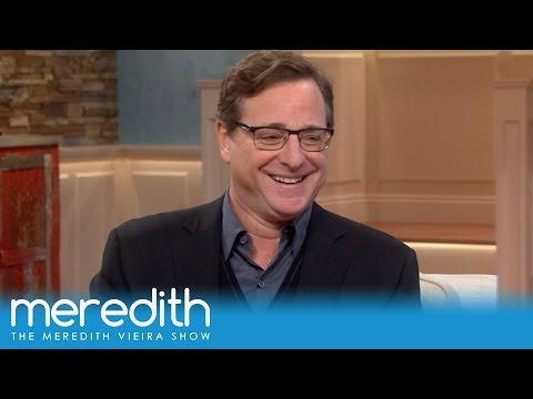 Bob Saget On His Raunchy Image Vs. His 'Full House' Image   The Meredith Vieira Show