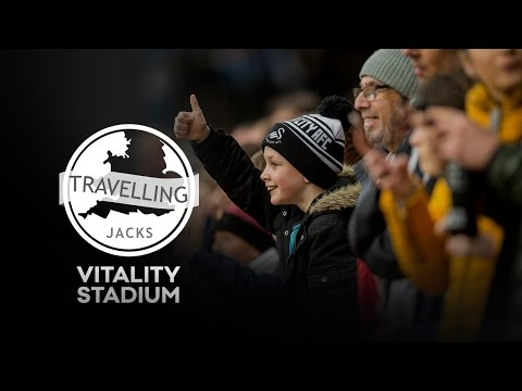 Swans TV - Travelling Jacks: Vitality Stadium