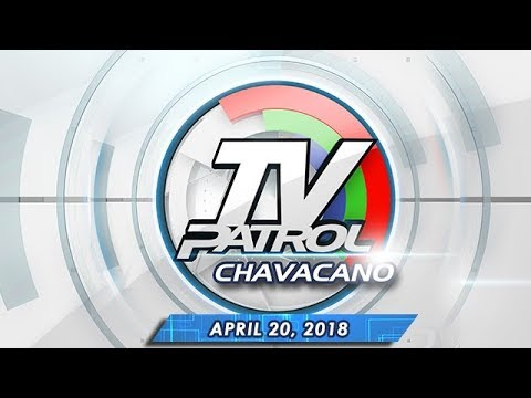 TV Patrol Chavacano - Apr 20, 2018