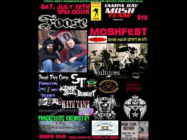 Moshfest 2014
