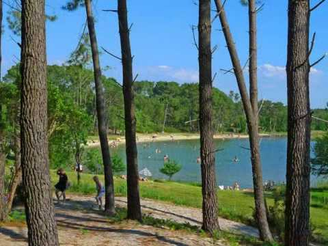 Mobilhome dans les landes en camping 4 lac et oc an for Camping dans les landes avec piscine couverte