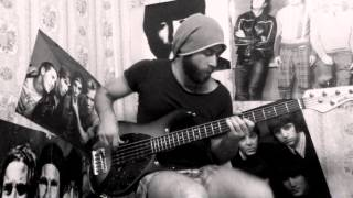 Red Hot Chili Peppers - The Righteous & The Wicked Bass Only - Cover By Remy-red Sima