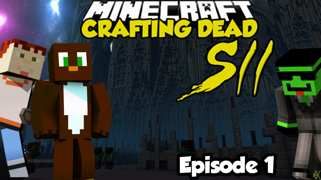 The crafting dead minecraft roleplay episode 1 robbed for The crafting dead ep 1