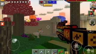Nueva Serie! Pixel Gun 3D! Cap.1 Multijugador! Jardín Celestial