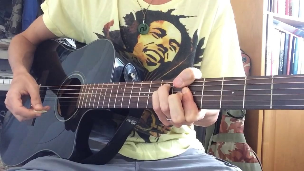 How To Play Slogans By Bob Marley Guitar Chords Youtube