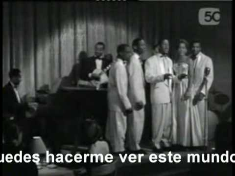 The Platters - Only You (traducido al español)STEREO