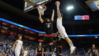 Third Round: Kentucky wins cat fight