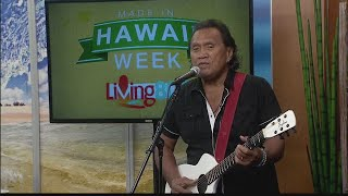 Henry Kapono and friends celebrate the songs of C&K at the 2018 Mad...