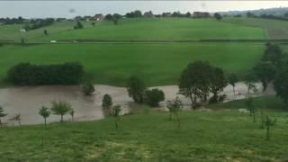 Inondations : Aubel