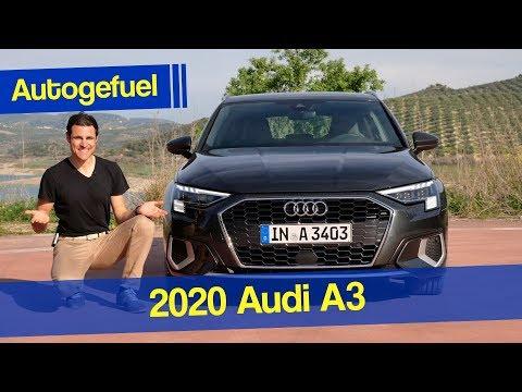 2020 Audi A3 Sportback REVIEW - Is It The Best Compact Car?  Autogefuel