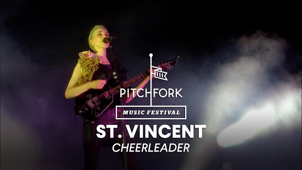 St Vincent Pitchfork