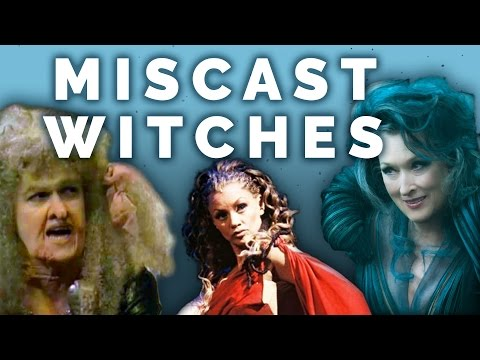 "Miscast Witches – Who is the Best ""Into the Woods"" Witch?"