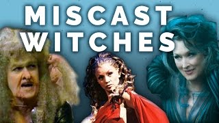 """Miscast Witches –Who is the Best """"Into the Woods"""" Witch?"""