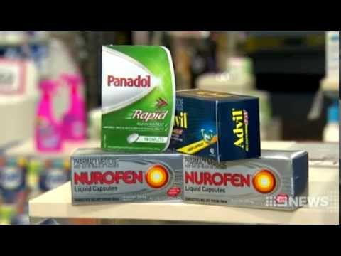Painkillers | 9 News Perth