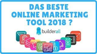 Builderall  Deutsch [ 16 Online Marketing Tools in einer Plattform ]
