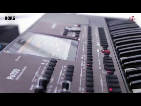 Korg - PA 700 - MP3 Feature