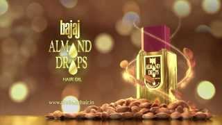 Bajaj Almond Drops Hair Oil - Reflections Ad - Marathi - Kangana Ranaut
