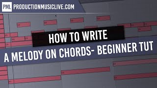 How to write a Melody in Ableton - Beginners Tutorial
