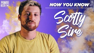 Scotty Sire On Transitioning From Youtube Star To Artist & Explains Ant Tattoo From Thailand