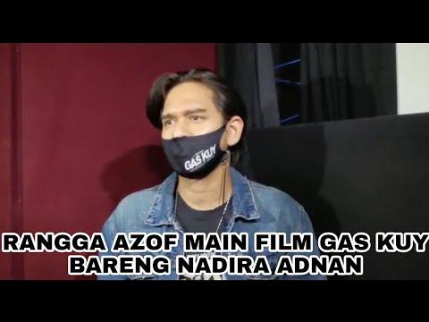 Rangga Azof Akting Bareng Nadira Adnan di Film GAS KUY