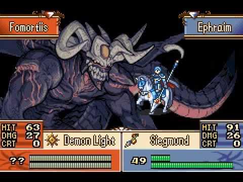 Resultado de imagen de fire emblem sacred stones king demon