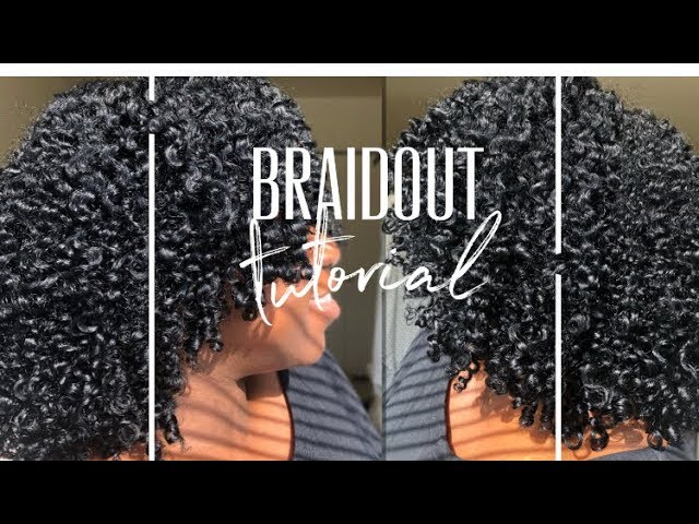 How to Get a Flawless Braid Out ( All Hair types)