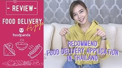 Review : Food Delivery App in Thailand