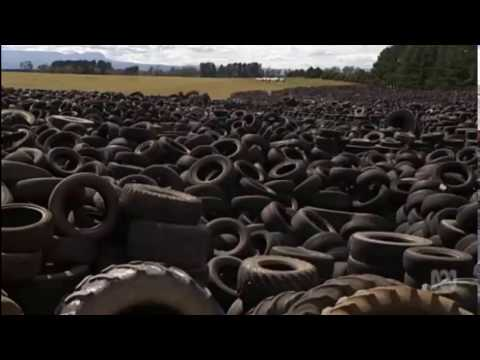 Queensland green innovation project to produce biofuel from old tyres