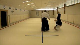 Aikido -Yon Kata 1