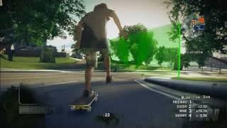 Skate Xbox 360 Gameplay - Death Race (HD)