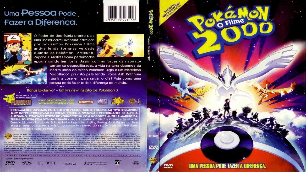 Filme Completo Dublado Pokmon O Filme 2000 O Poder De