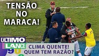 GANSO X OSWALDO: TUDO DA BRIGA QUE AGITOU O BRASILEIRÃO!